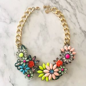 Zara Necklace Fashion Statement Necklace